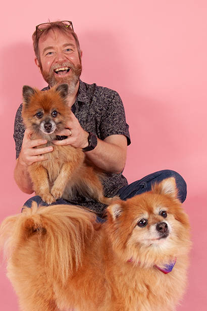 Dave and Doggie Models